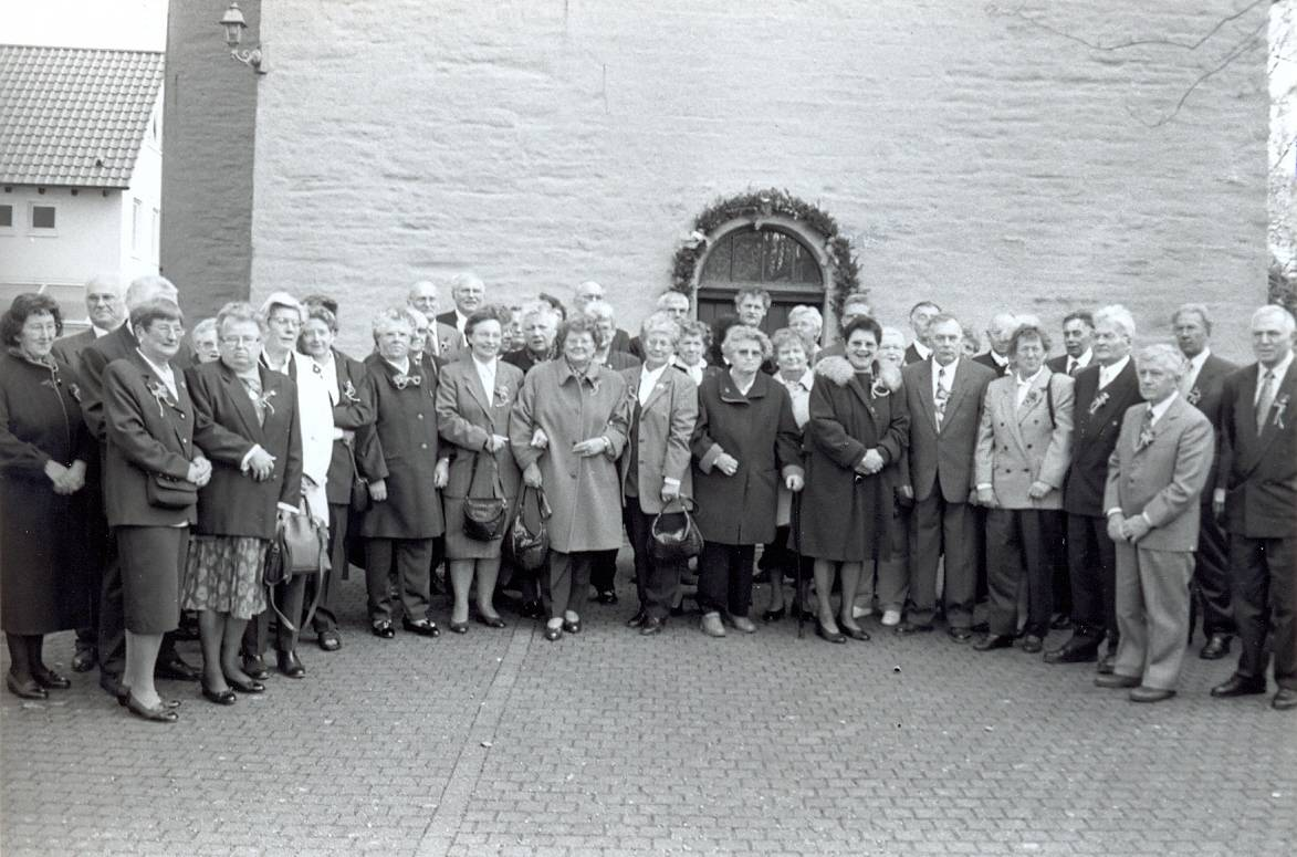 2000 Goldene Konfirmation