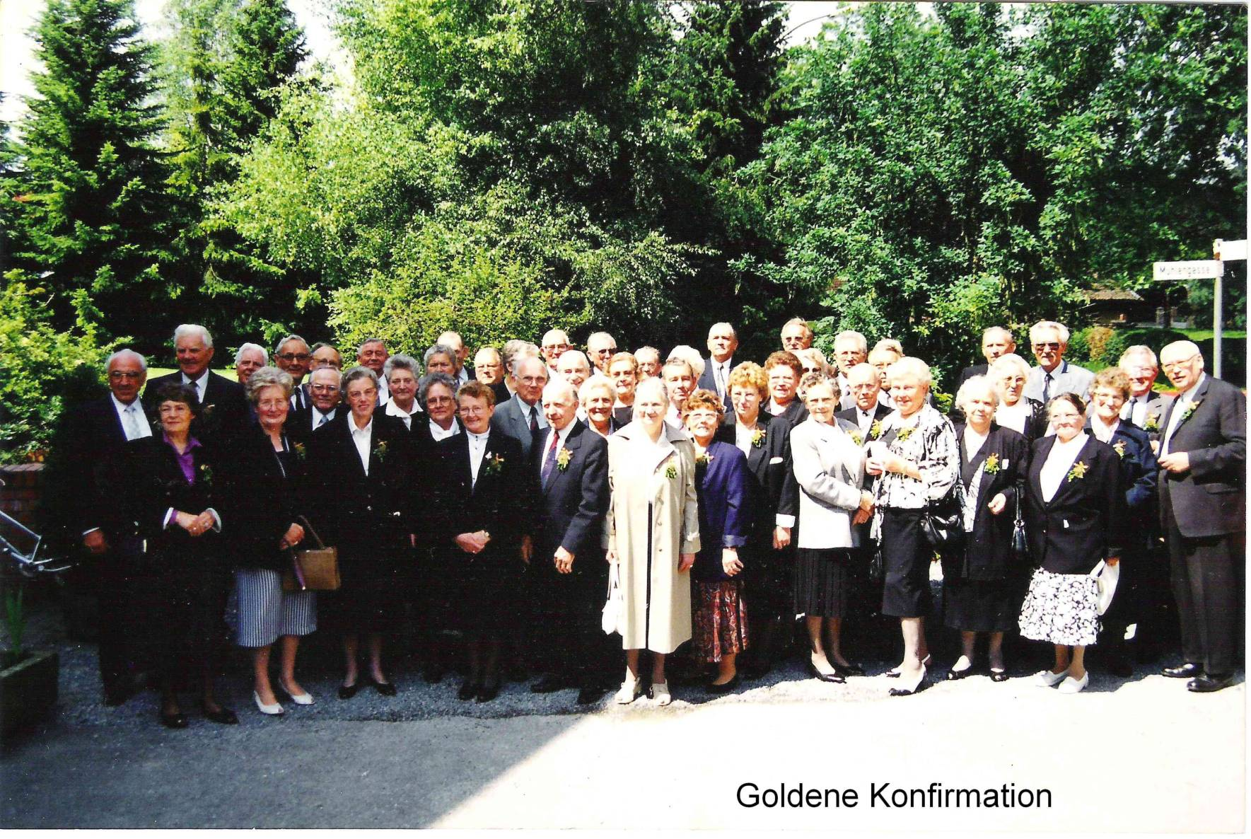 2006 Goldene Konfirmation